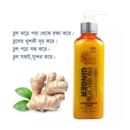 Ginger Hair Shampoo 500ml