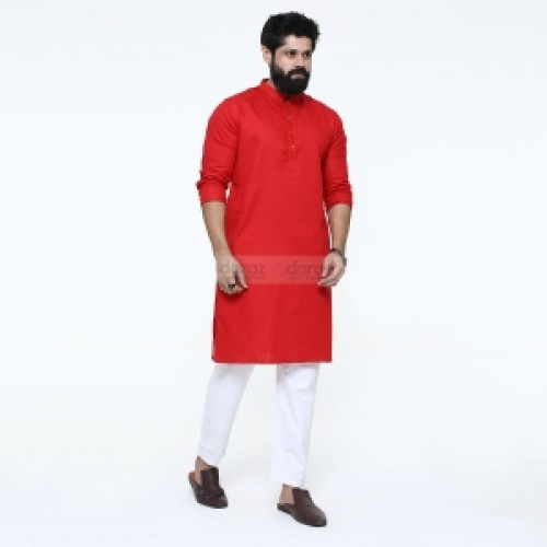 Exclusive Cotton Panjabi for man-7