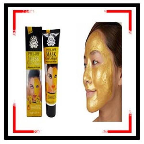 Gold Collagen Peel-Off Face Mask