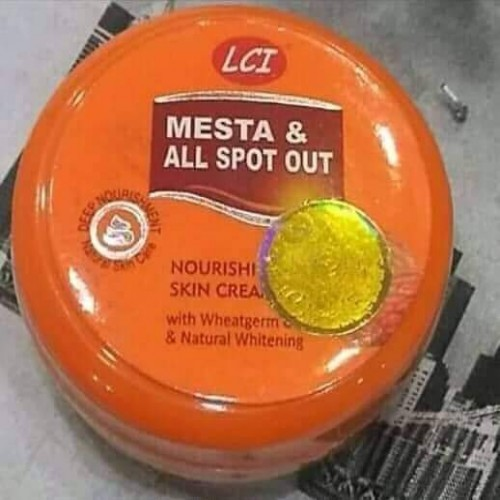 LCI Mesta & all spot out cream