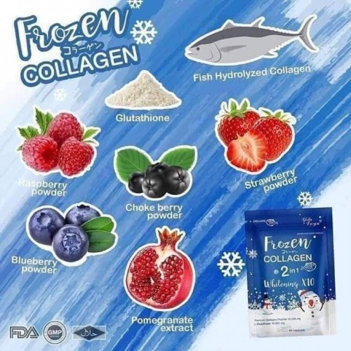 Frozen Collagen 2 in 1