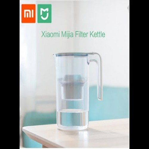 MI water purifying filter kettle