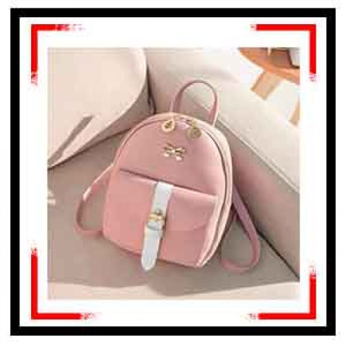 Lady Mini Backpack Bag Best Price In BD