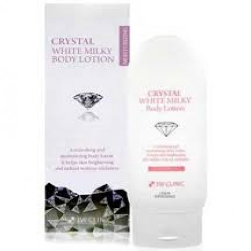 Crystal White Milky Body Lotion