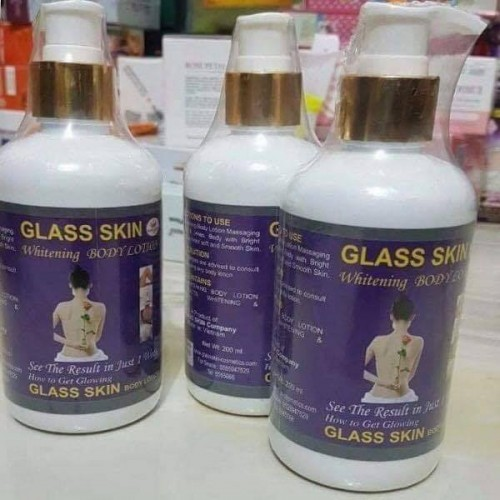 Glass Skin whitening Body Lotion