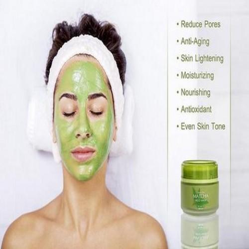 Matcha Mud Mask