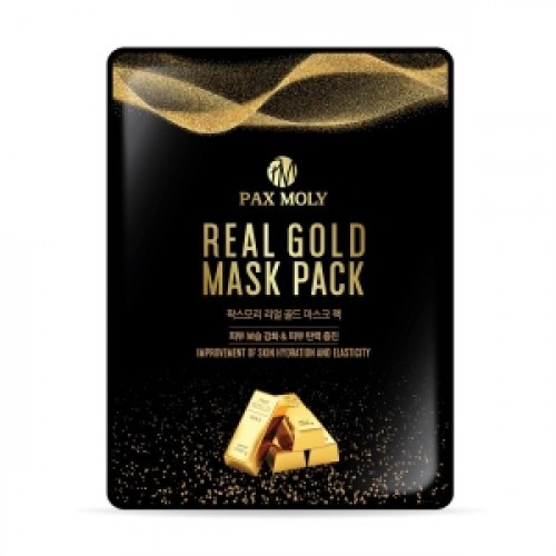 Pax Moly Real Gold Mask Pack