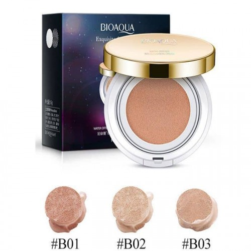 BB air cushion cream Black