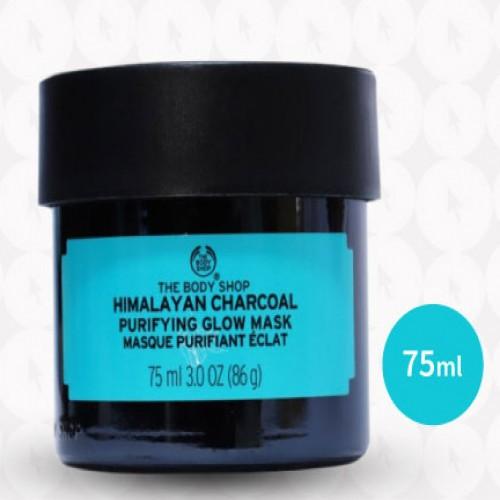 The Body Shop Himalayan Charcoal Purifying Glow Mask 75 ml