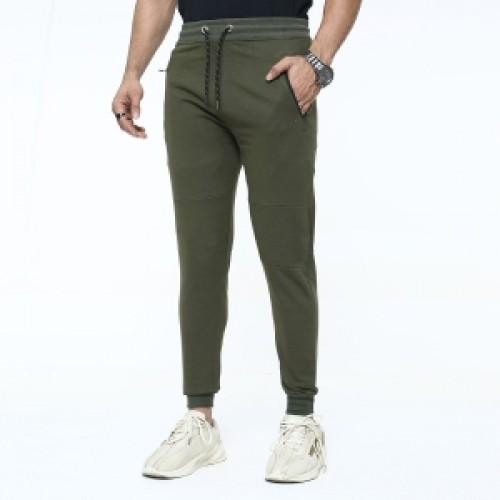 premium quality mens cotton joggers-29