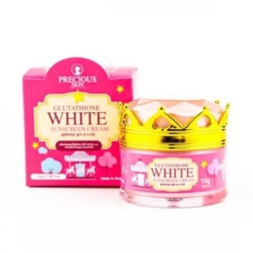 Glutathione White Sunscreen Cream