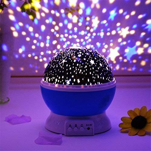 Star Master Projector for Kids Baby Sleep Lighting